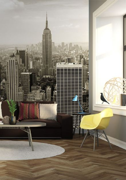 New York City Manhattan wallpaper mural